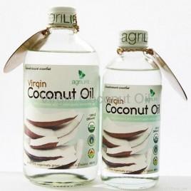 Chai đựng dầu dừa 240ml