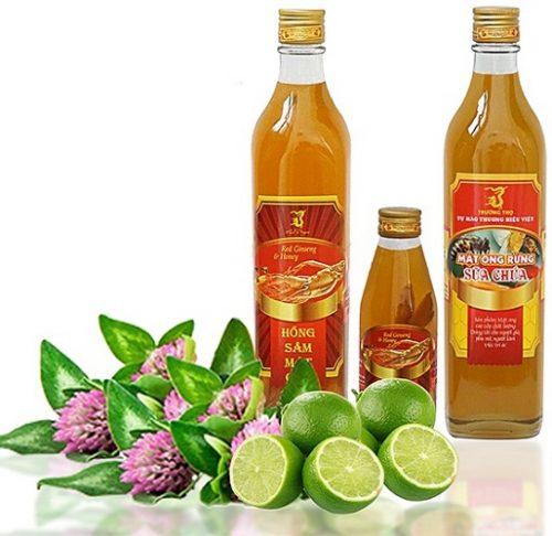 Chai đựng mật ong 2