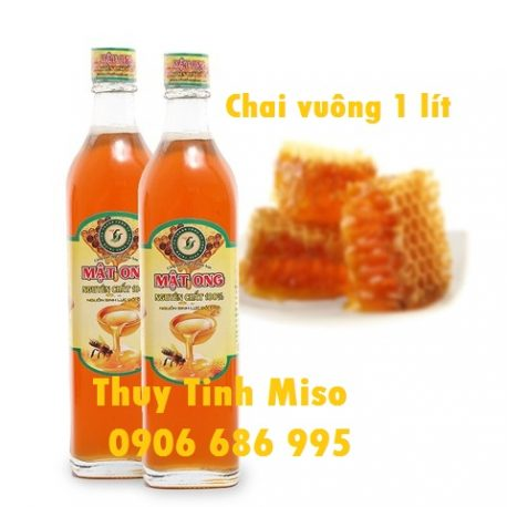 Chai đựng mật ong 1 lít