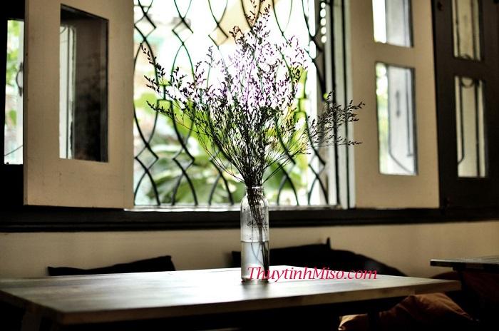 Tư vấn mở quán Cafe nhỏ với những bước cơ bản - cafe yen tinh 1