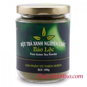 Hũ thủy tinh 220ml đựng trà xanh, matcha, bột nghệ, dầu dừa 2