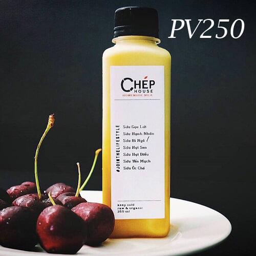 Chai nhua PET PV250