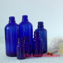 Chai tinh dầu xanh dương 2