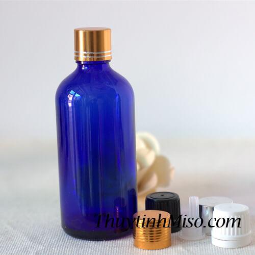 Chai tinh dầu xanh dương 3