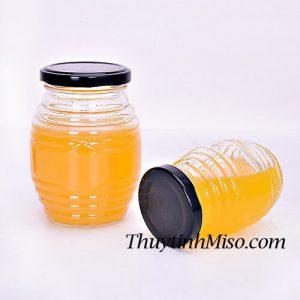 hũ thủy tinh con ong 200ml 2