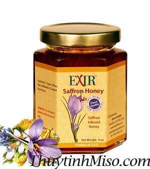 Hu thuy tinh luc giac dung nhuy hoa nghe tay - Saffron 3