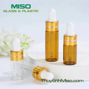 Lọ chiết serum 3ml - 5ml